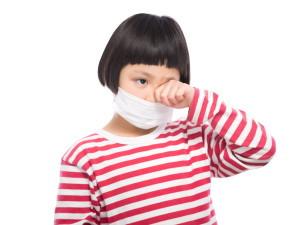 花粉症でアレルギーを引き起こし、くしゃみ・鼻水等を引き起こします